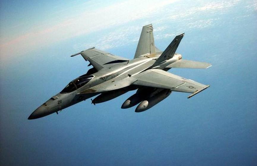 Два самолёта ВМС США разбились у берегов Японии