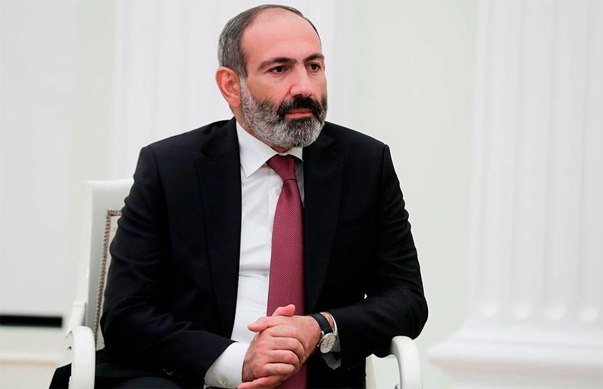 Пашинян: Армения рассмотрит вопрос признания независимости Нагорного Карабаха