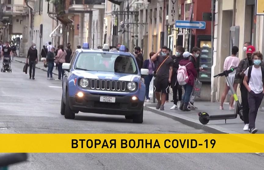 Количество заражений COVID-19 растёт по всему миру