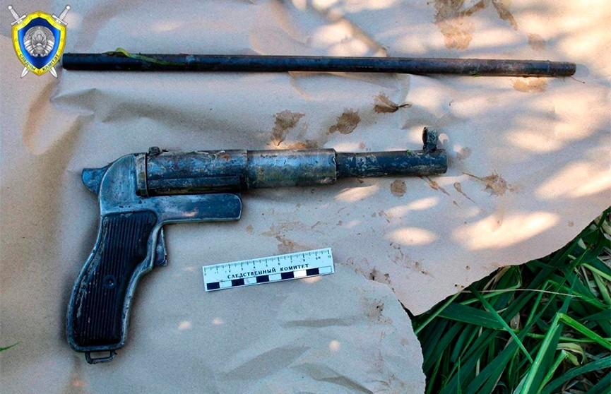 В Горецком районе мужчина погиб, выстрелив в себя из самодельного оружия