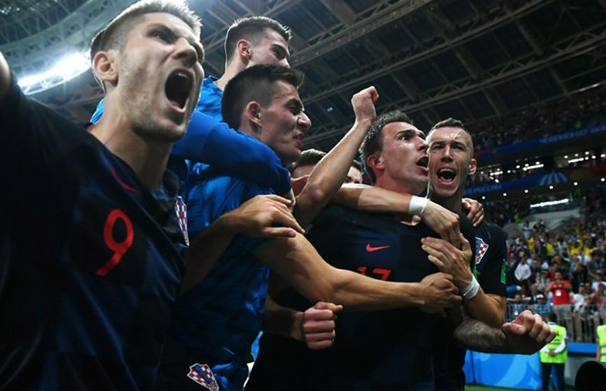 ЧМ-2018: Хорватия вышла в финал, добившись победы над Англией в овертайме