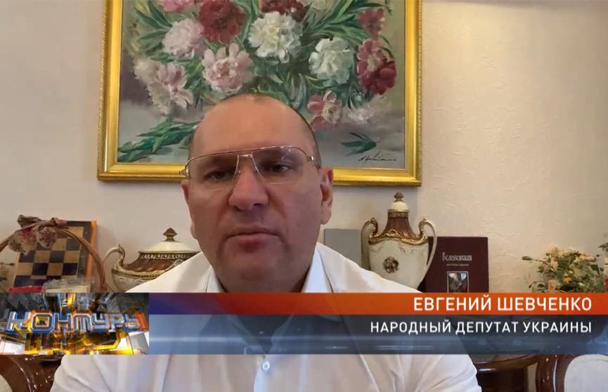 Евгений Шевченко: не жалею о поездке в Минск и встрече с Лукашенко, это начало восстановления отношений между Украиной и Беларусью