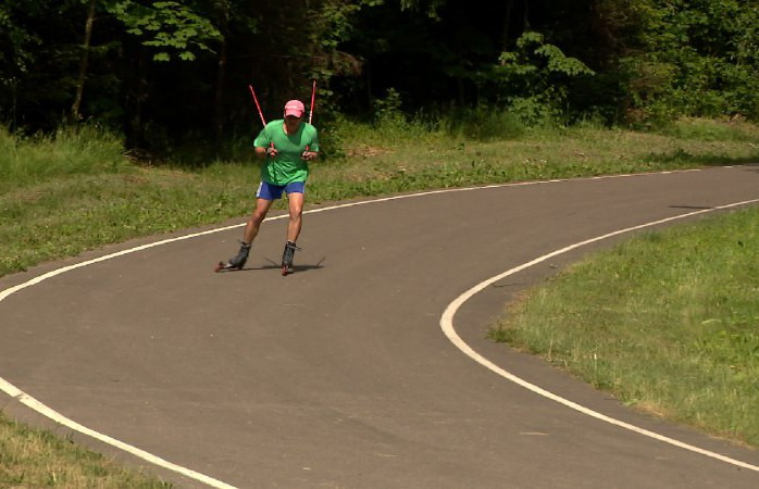 Где тренируется национальная сборная Беларуси по биатлону? Спорткомплекс «Селец» в Новогрудке – «малая Швейцария»