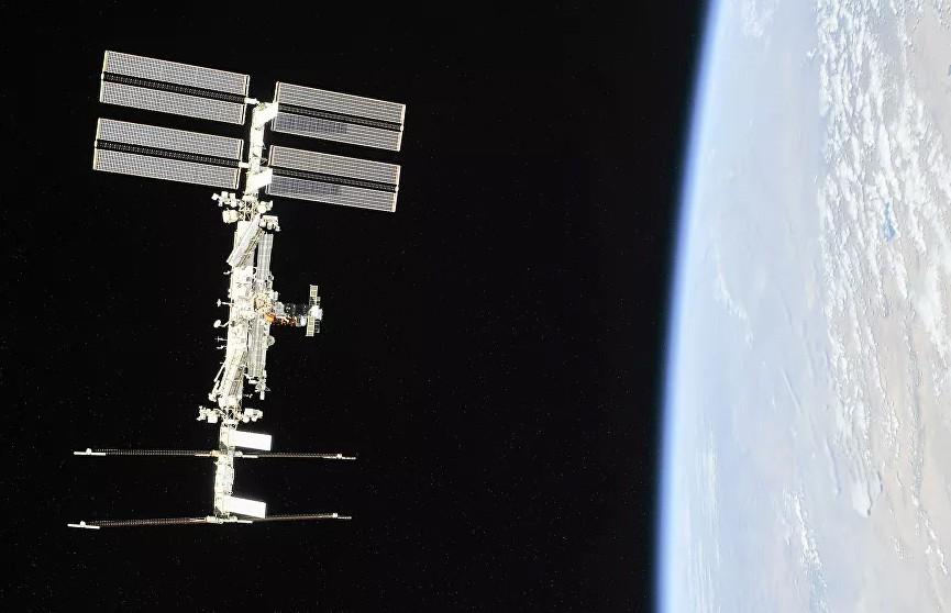 МКС увеличит высоту своей орбиты на километр