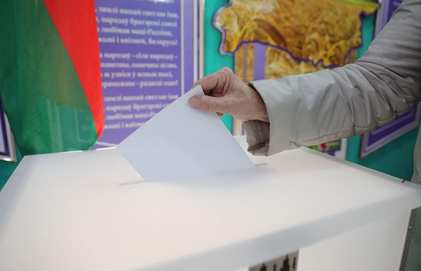 Парламентские выборы: белорусы могут голосовать в 38 странах