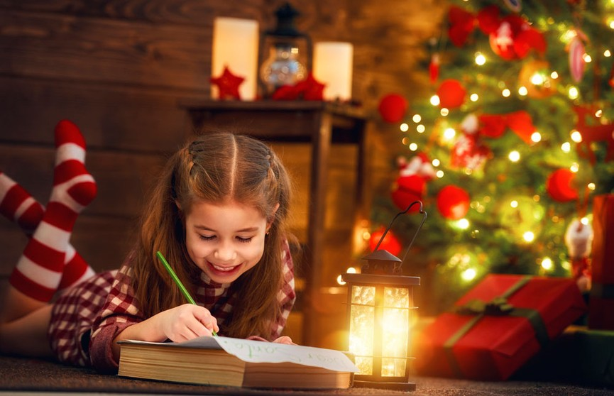 Девочка написала Санте письмо, которое растрогало родителей