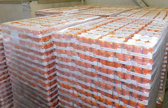 Детское питание на Br40 тыс. незаконно пытался ввезти сербский перевозчик