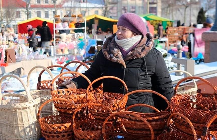 Ярмарка ремесленников пройдет 6 марта в Гродно