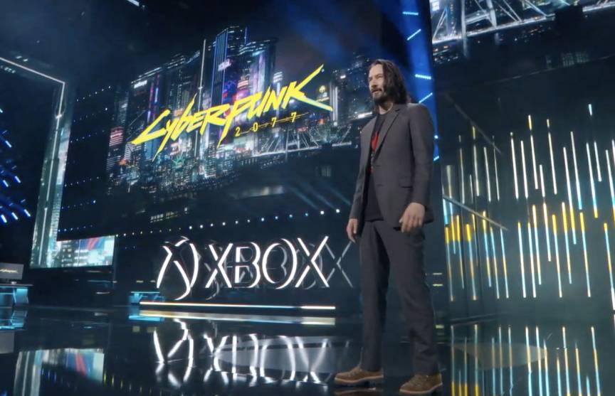 Релиз игры Cyberpunk 2077 перенесен на полгода