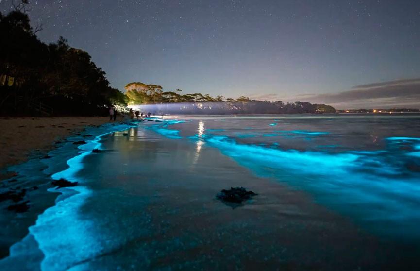 Где можно увидеть ложное солнце и кому разрешено купаться в австралийском розовом озере: топ необычных природных явлений