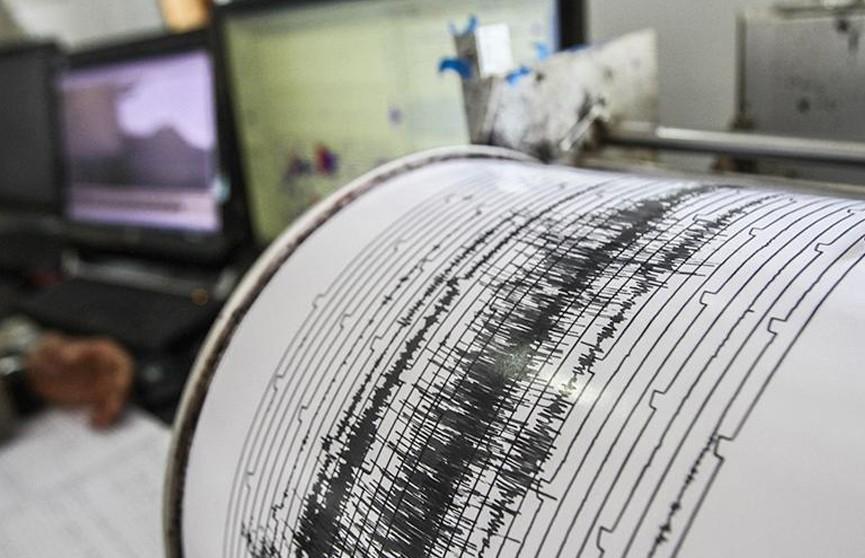 У берегов Фиджи произошло землетрясение магнитудой 5,5