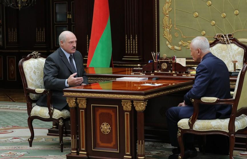 Лукашенко: Мы договорились с президентом Путиным о том, что не будем ломать договор о создании Союзного государства