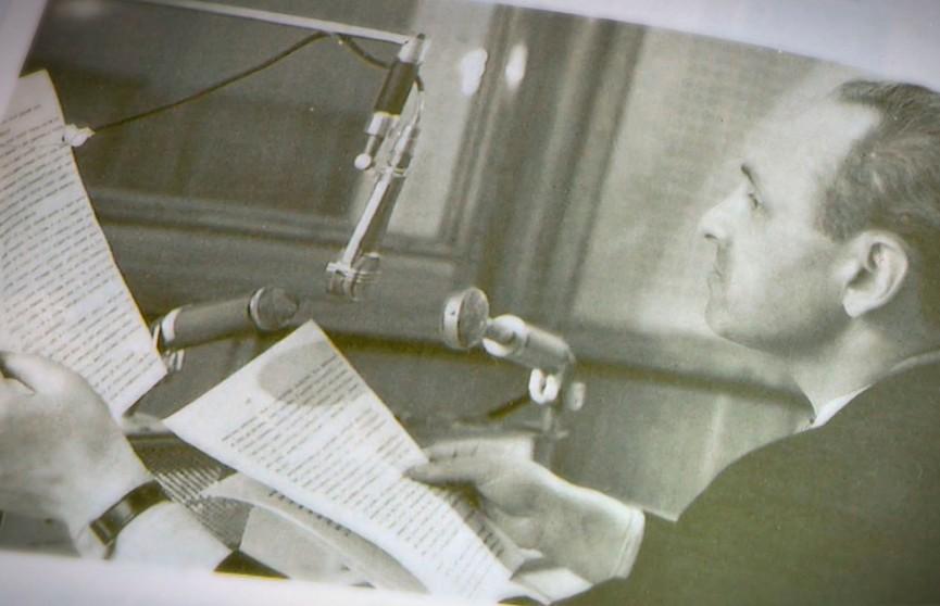 «Гаворыць Мiнск!»: 95 лет со дня рождения заслуженного артиста Беларуси Ильи Кургана