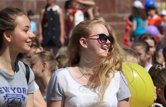 День молодежи и студенчества отмечают в Беларуси