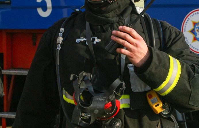 При пожаре в столичной квартире погиб человек