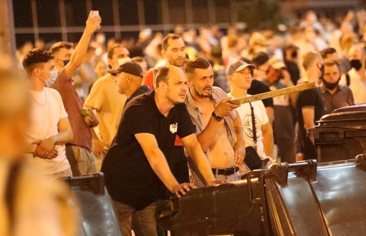 Виновные в провокациях 9 августа будут привлечены к ответственности