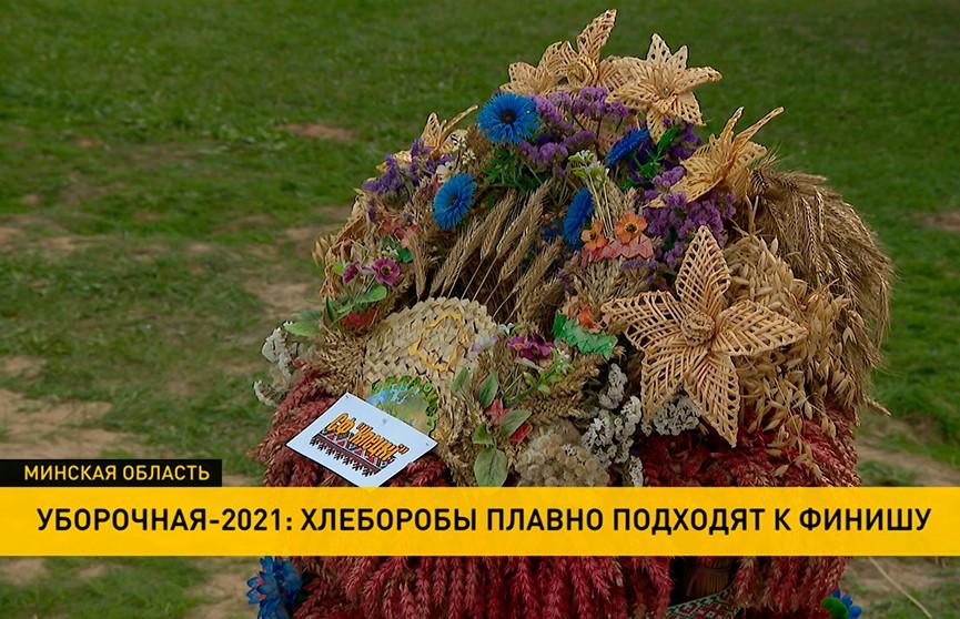 «Дожинки-2021»: традиционный праздник тружеников села отметили в агрогородке Яновичи