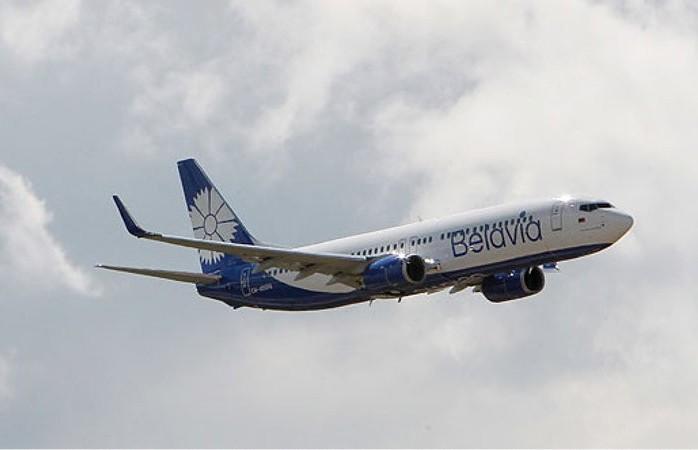 «Белавиа» продлила приостановку рейсов в Баку до 26 ноября