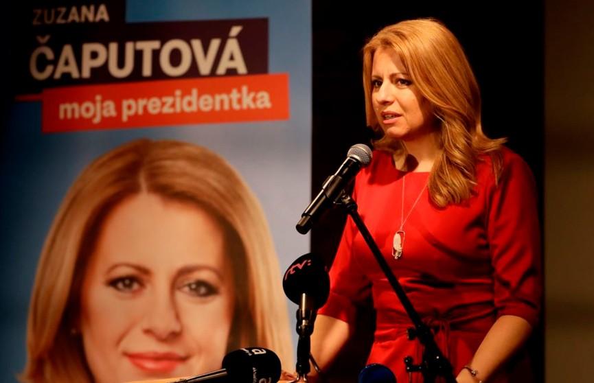 Второй тур президентских выборов будет в Словакии: ни один из кандидатов не набрал более 50% голосов