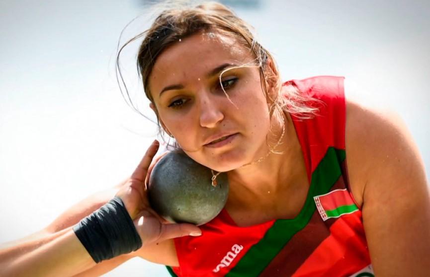 Алёна Дубицкая завоевала бронзу на международном турнире в Финляндии