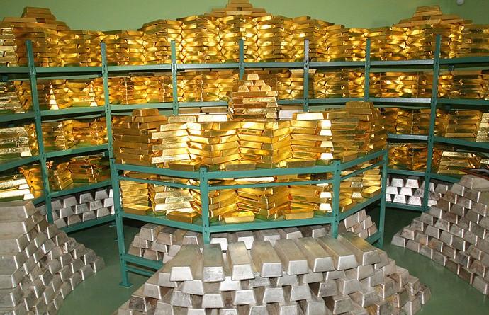 Золотовалютные резервы Беларуси за июнь выросли на 11,6%