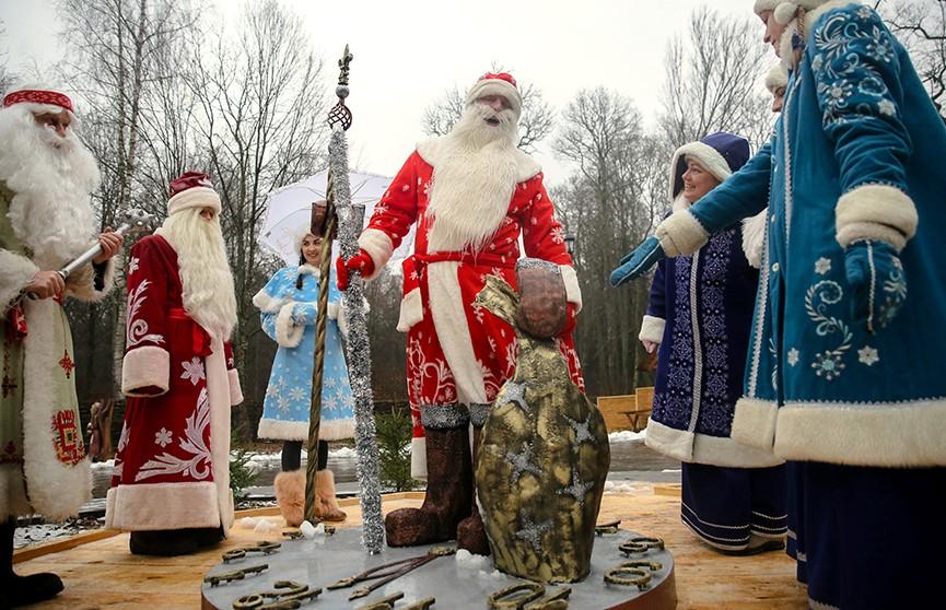 Поместью Деда Мороза в Беловежской пуще 15 лет