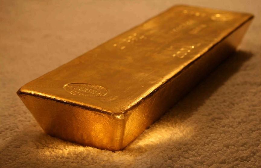 В Центробанке Эстонии остался только один слиток золота, который к тому же невозможно продать