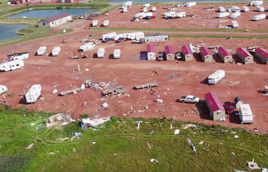 Торнадо прокатился по Северной Дакоте: погиб новорождённый малыш