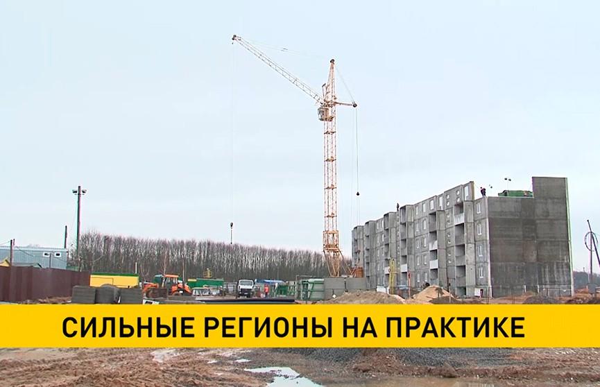 В Лиде в 2021 году планируется удвоить объемы жилищного строительства
