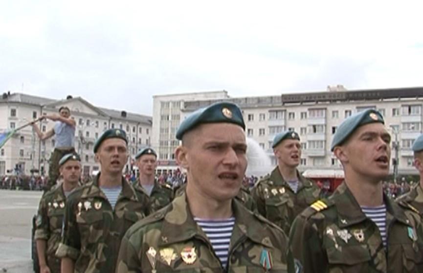 День десантников и сил специальных операций Вооружённых Сил отмечают в Беларуси