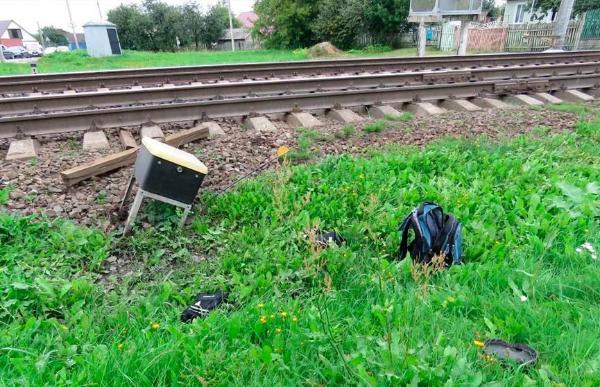 Поезд насмерть сбил 14-летнего мальчика в Молодечно