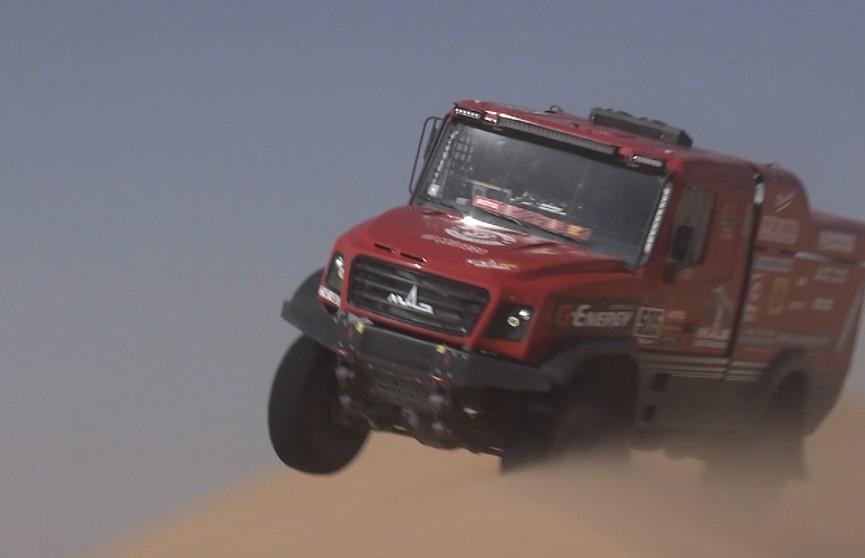 Ралли рейд «Дакар-2021»: пятый этап соревнования близится к концу