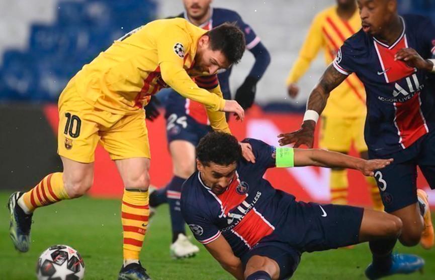 «Ливерпуль» и «Пари Сен-Жермен» вышли в 1/4 финала Лиги чемпионов