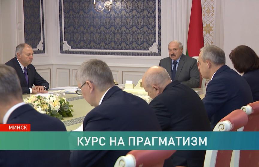 Переговоры президентов Беларуси и России прошли накануне в Сочи