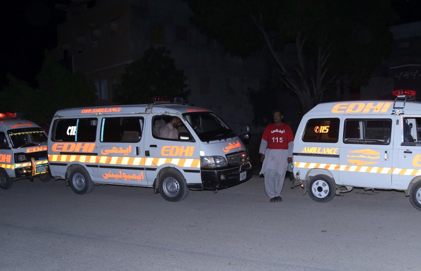 11 человек погибли в результате стрельбы на шахте в Пакистане