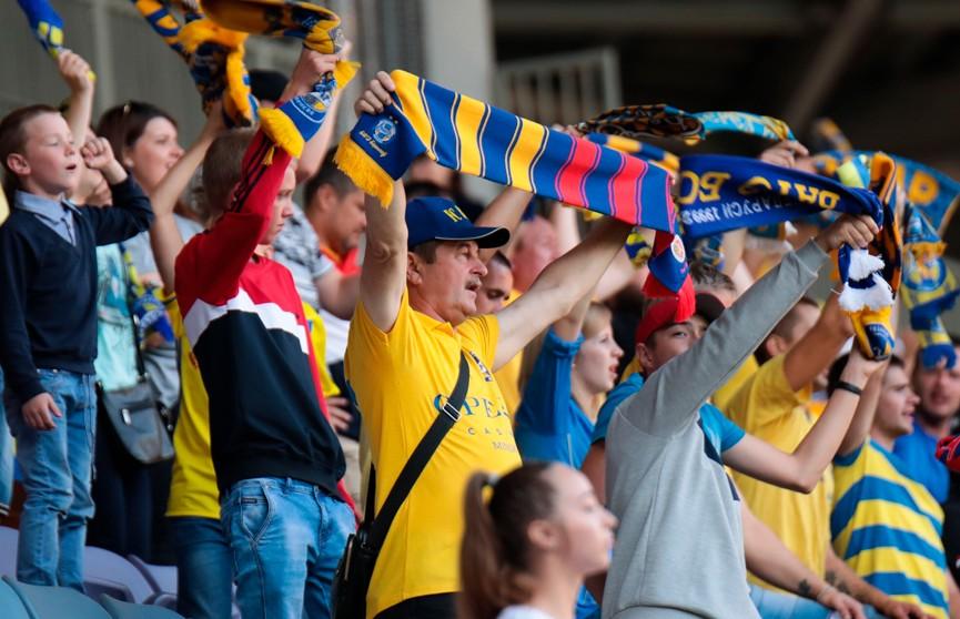 БАТЭ и «Шахтер» сегодня проведут матчи квалификации Лиги Европы
