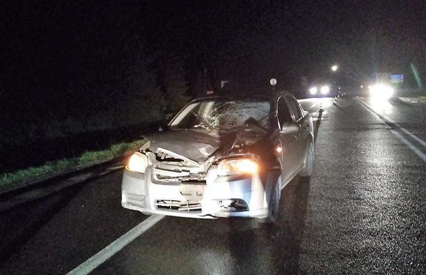 В Сморгонском районе машина насмерть сбила пешехода