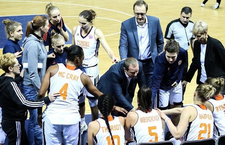 «Цмокi-Мiнск» уступили рижскому ТТТ в финале Восточно-Европейской баскетбольной лиги
