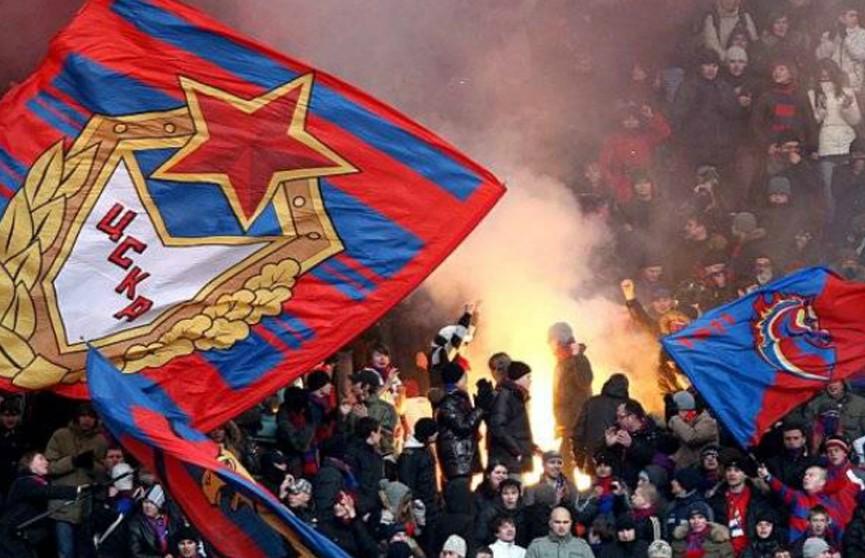 Фанатов ЦСКА задержали после погромов в Будапеште