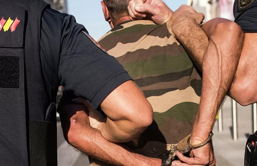 В Барселоне прошли столкновения с полицией на акции против карантина