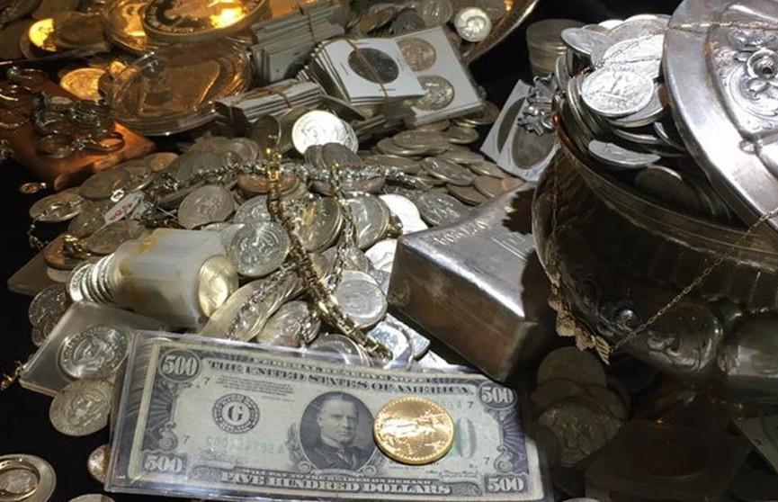 Ювелир из Мичигана спрятал по всему штату сокровища стоимостью в $1 млн. Их можно найти