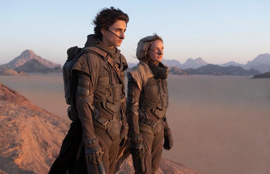 Компания Warner Bros. представила ролик с кадрами из всех киноновинок 2021 года