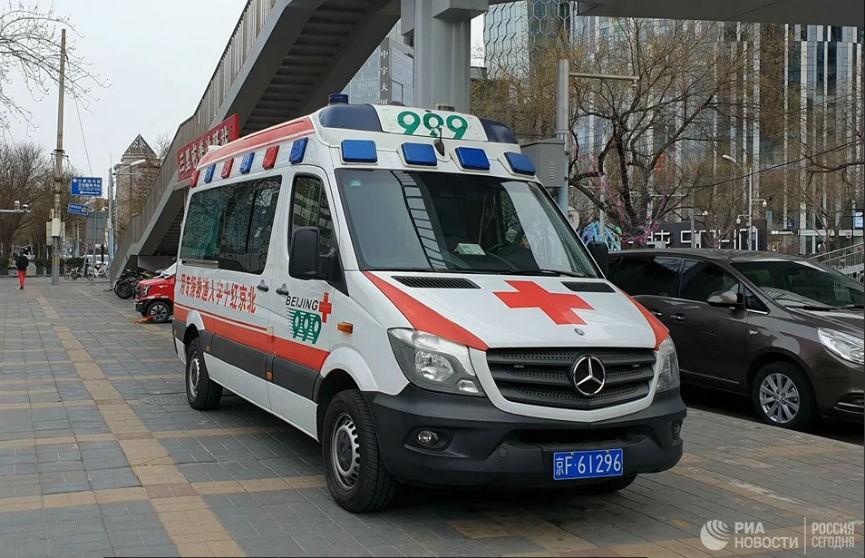 Взрыв прогремел на химзаводе в Китае (ВИДЕО)