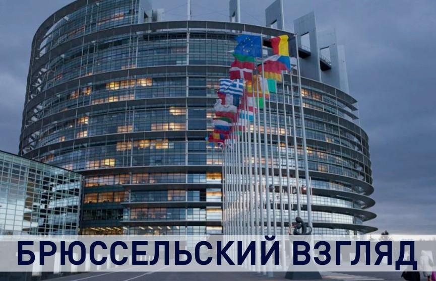 «Большой разговор с Президентом».  Брюссельский взгляд