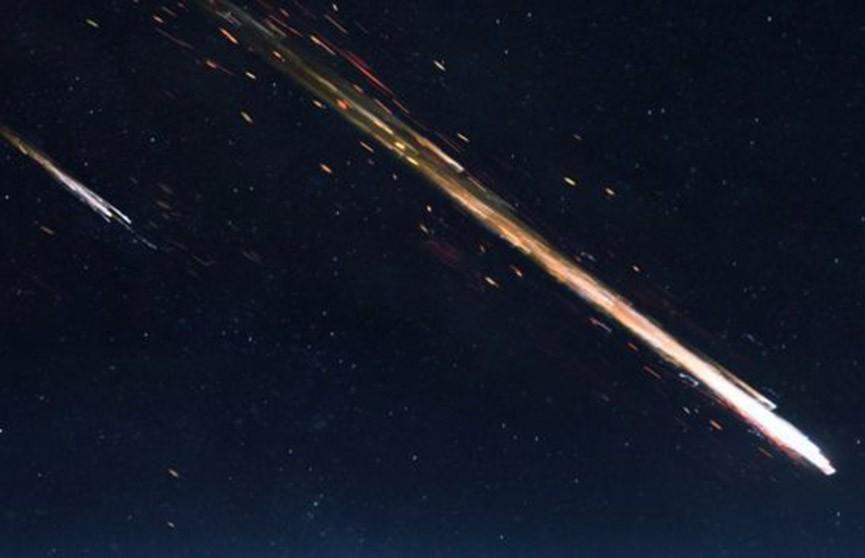 NASA зафиксировало взрыв метеорита над Беринговым морем