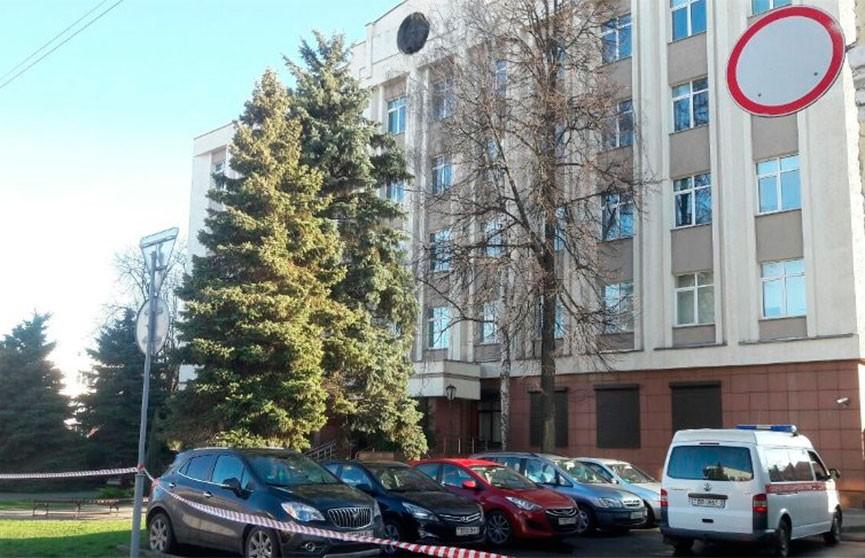 Из-за сообщения о минировании из здания облсуда в Гомеле эвакуировали 27 человек