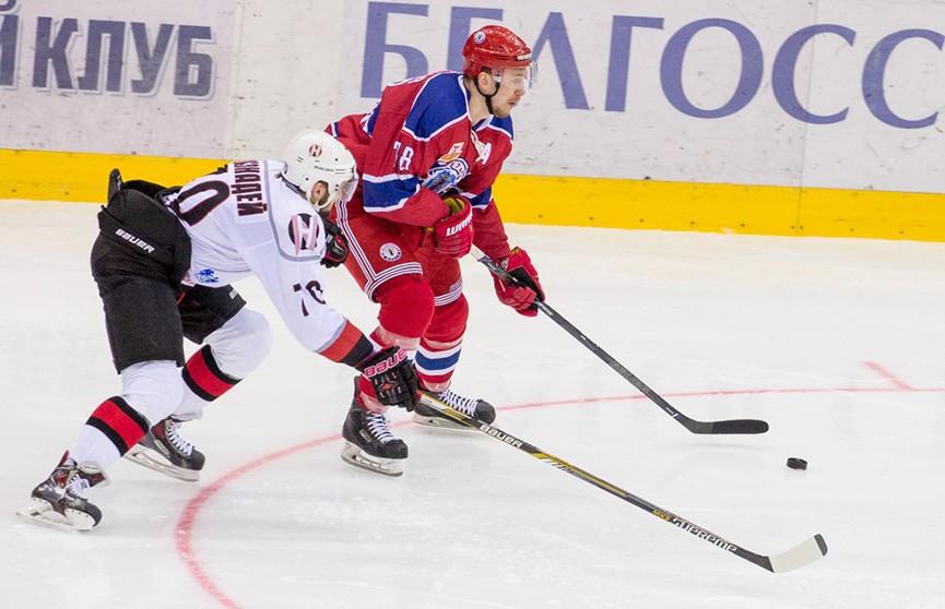 «Юность» нанесла сокрушительное поражение «Неману» в чемпионате Беларуси по хоккею