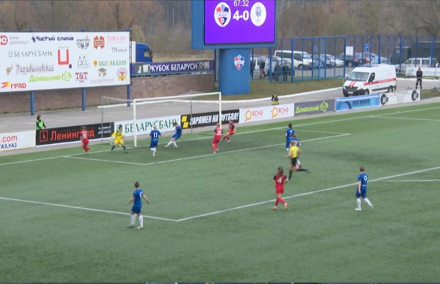 Белорусская федерация футбола назвала дату старта женского чемпионата страны