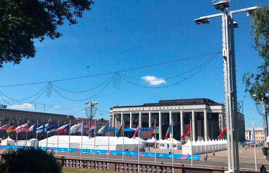 Изменение движения транспорта и перекрытие улиц: не стойте в пробках в Минске