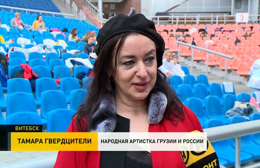 «Славянский базар в Витебске»: как зажигаются звёзды